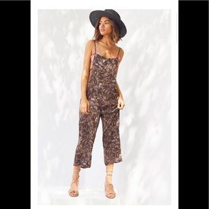 Ecote overall style jumpsuit
